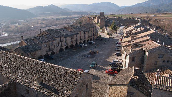 Aínsa - Pueblos más bonitos de Huesca