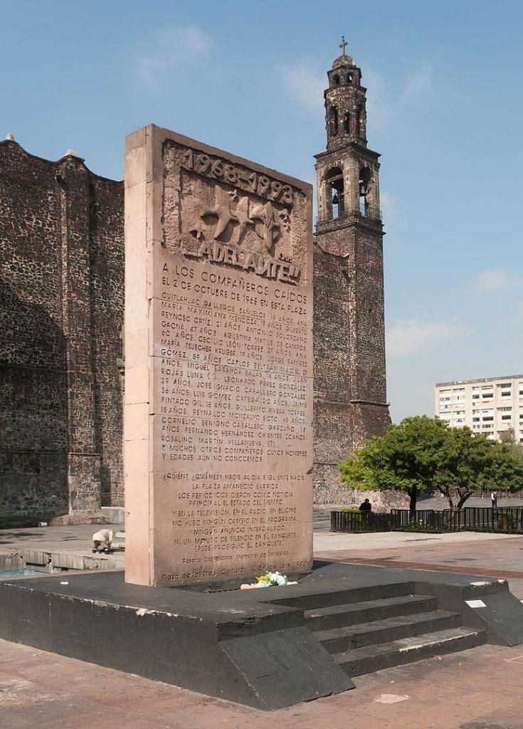 Plaza de las Tres Culturas - Foto de Ralf Roletschek