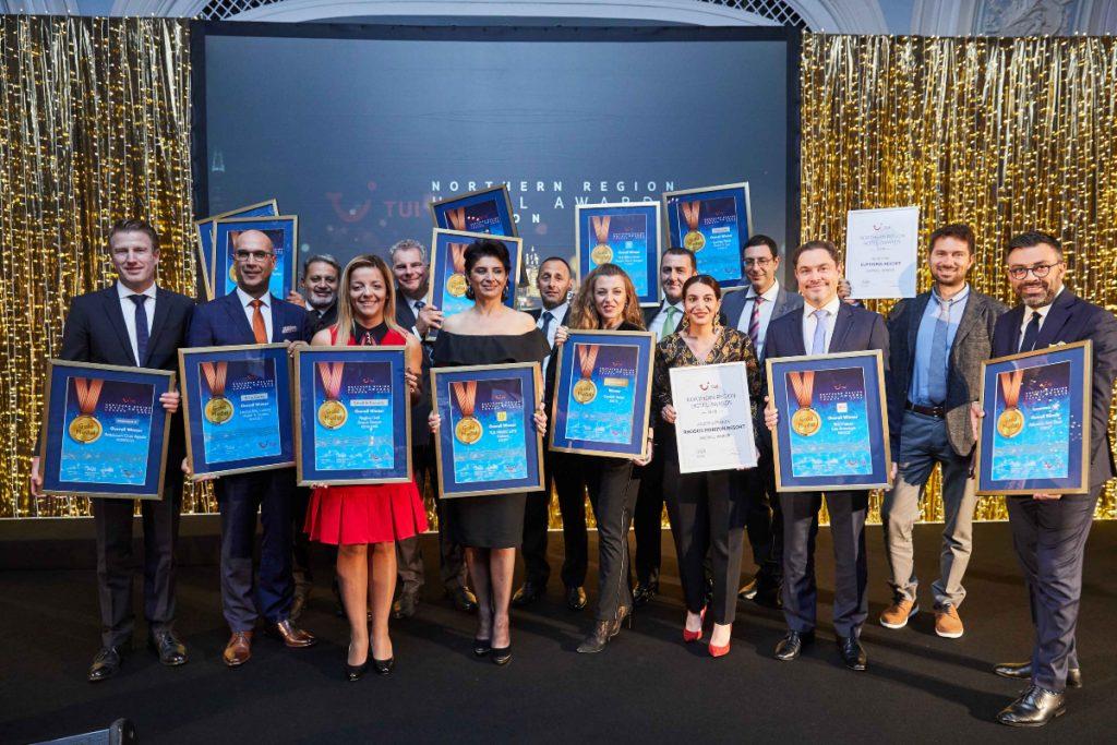 Premios TUI Hoteles