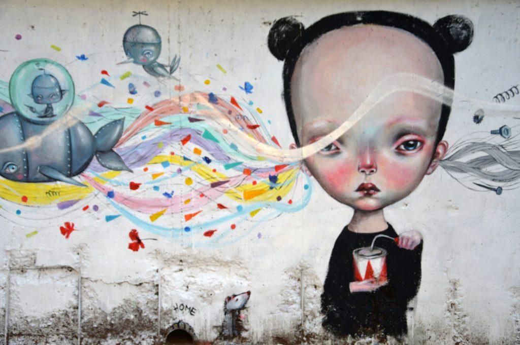 Barrio alternativo de Roma: Quadraro