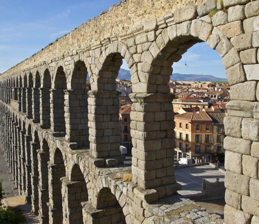 Segovia - Historia de Roma