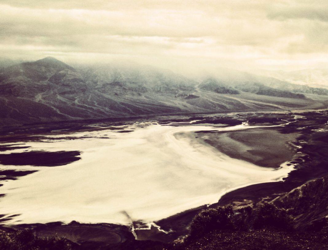 Valle de la Muerte California