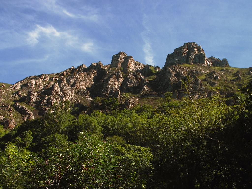valle del infierno la pesanca asturias
