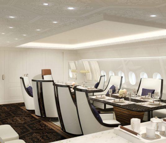 Los aviones más lujosos