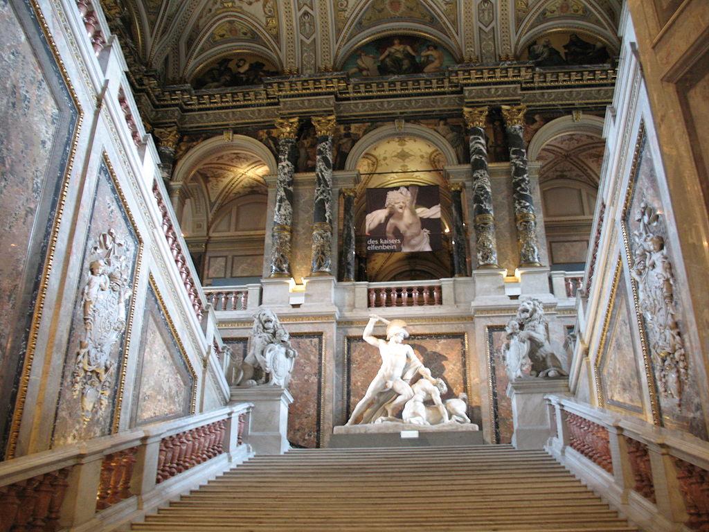 Museo de Historia del Arte, Viena.
