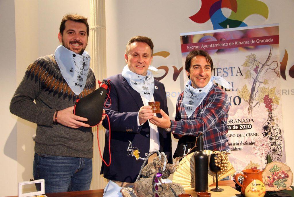 Alhama de Granada Fiesta del Vino
