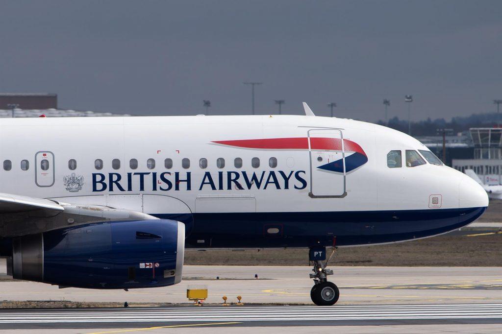 British Airways coronavirus