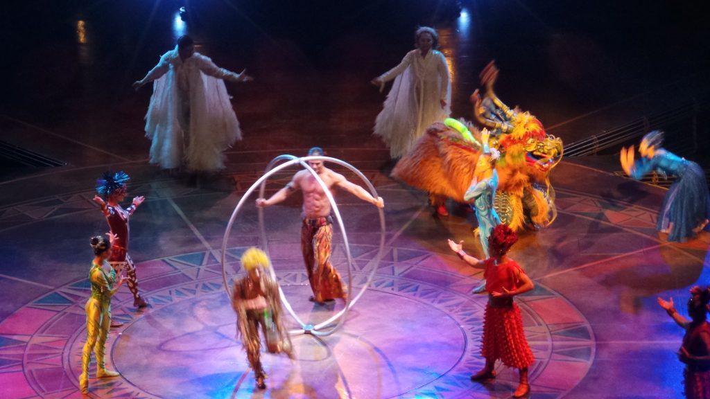 Gran Circo de China.
