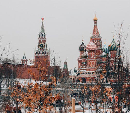 Moscú es el inicio del Transiberiano