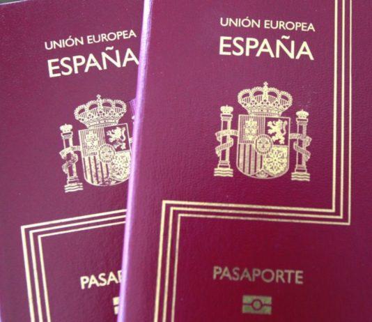 Pasaporte España