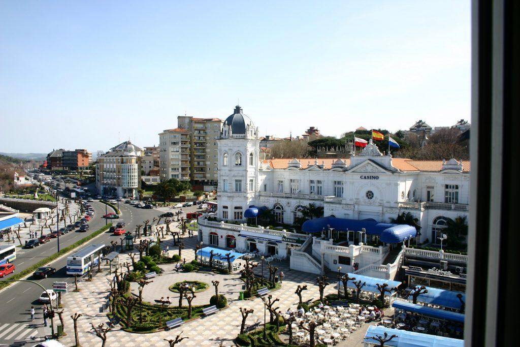 plaza de italia en santander