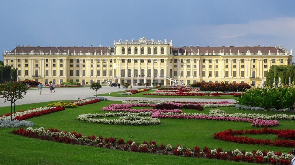 Palacio de Schönbrunn.