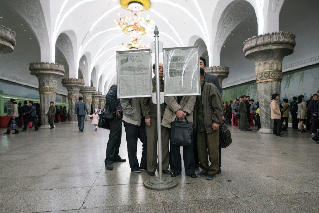 Viajar a Corea del Norte