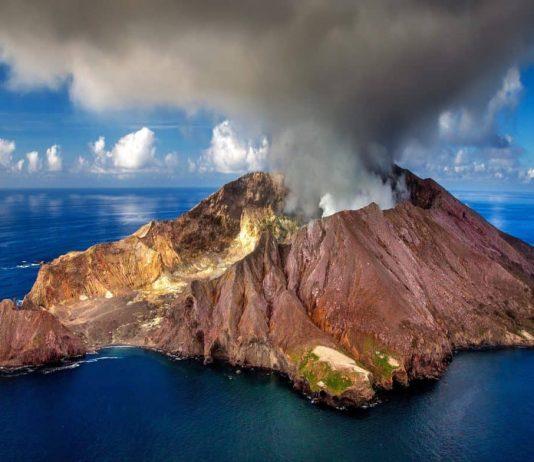 Los volcanes más activos del planeta