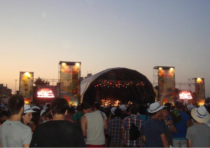 Arenal Sound.