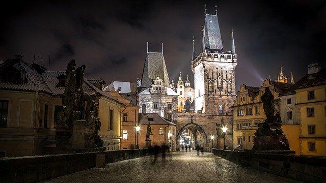 Torre de la Pólvora en Praga