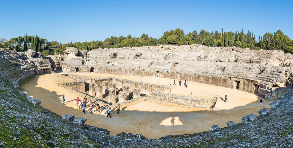 anfiteatro italica sevilla