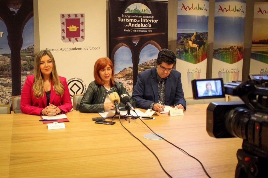 Congreso Turismo de Interior Úbeda