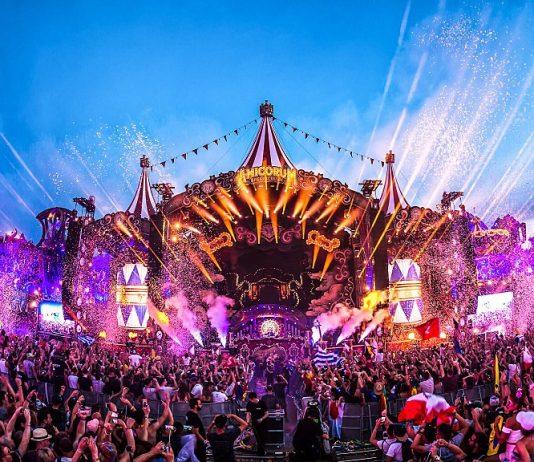 Festivales Musicales: Tomorrowland