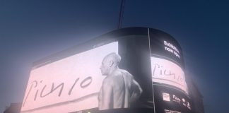 Exposición de Picasso en Londres