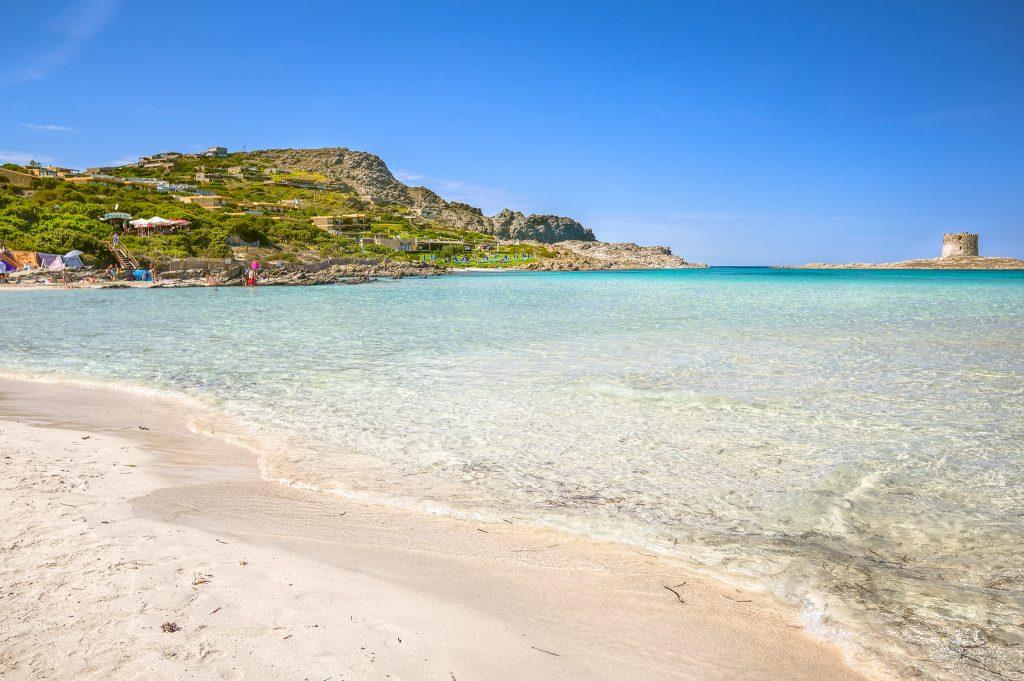 Spiaggia La Pelosa.