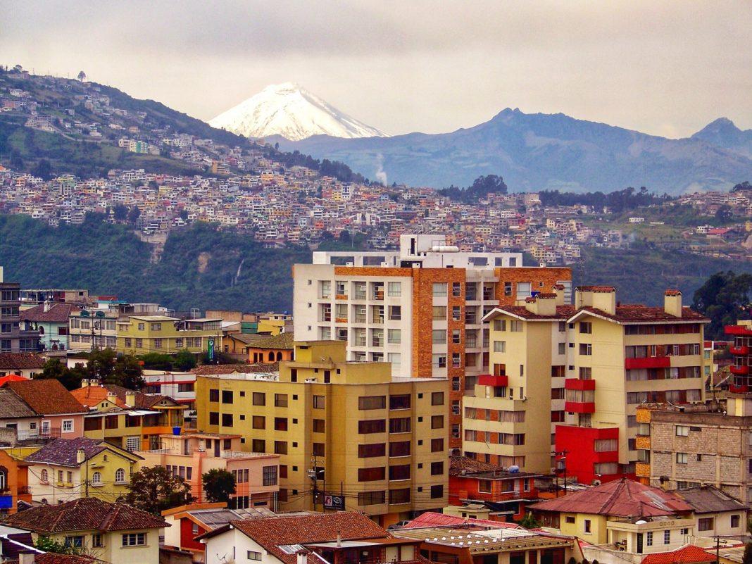 Panorámica de Quito