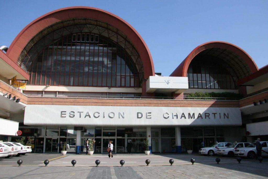 Reforma Madrid Chamartín