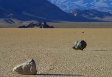 Lugares misteriosos del mundo: Valle de la Muerte