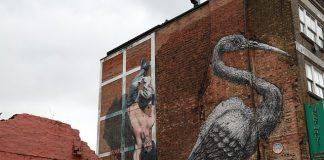 Arte callejero en Londres