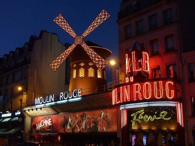 Montmartre, zona de fiesta