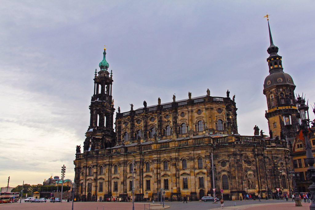 Palacio Real de Dresden
