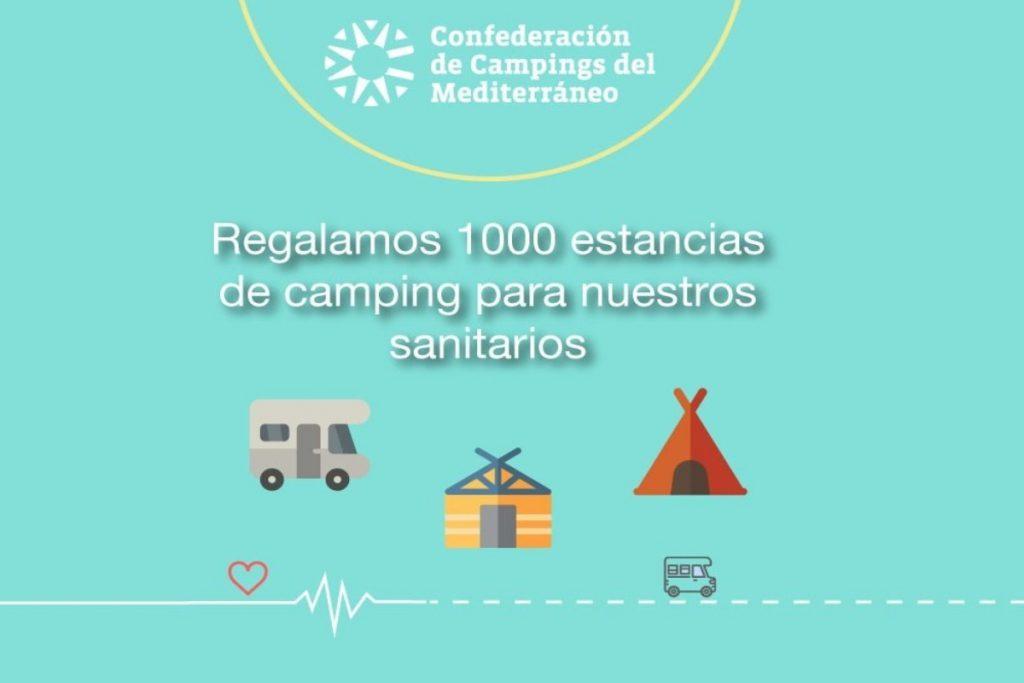 Sorteo campings sanitarios