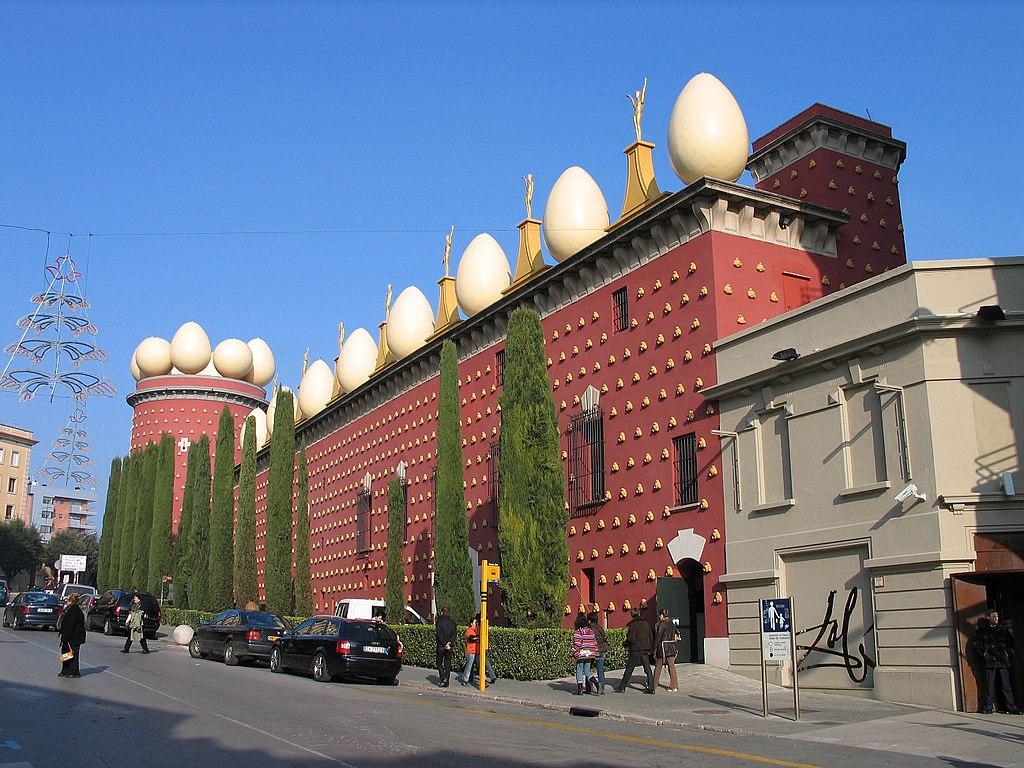 Casa-museo Dalí, Figueres.