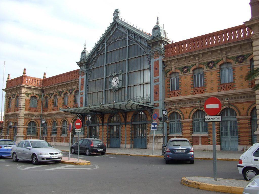 estacion antigua almeria