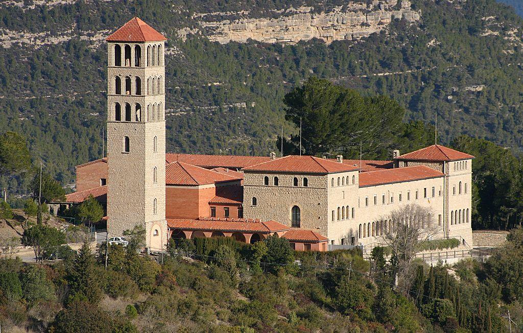 Monasterio de San Benet.