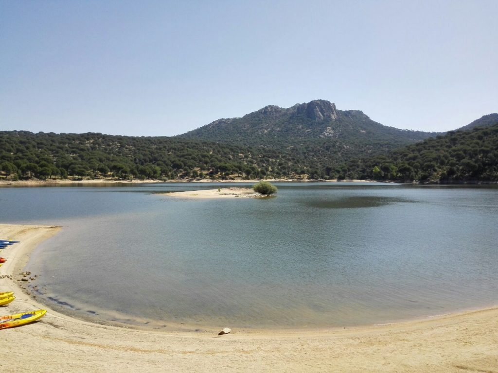 Las mejores playas de interior cerca de Madrid - Descubrir