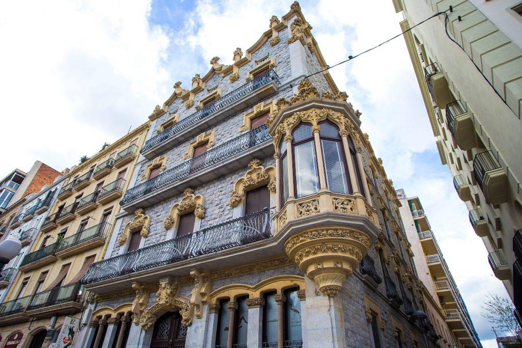 Modernismo en Tarragona