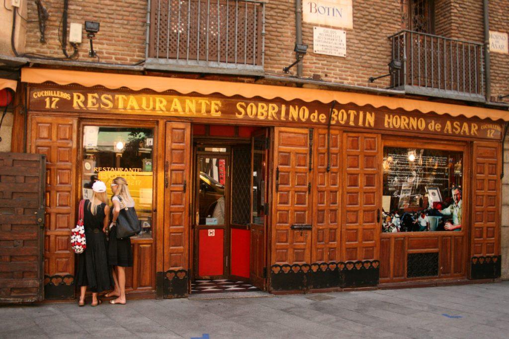 El Madrid de Galdós