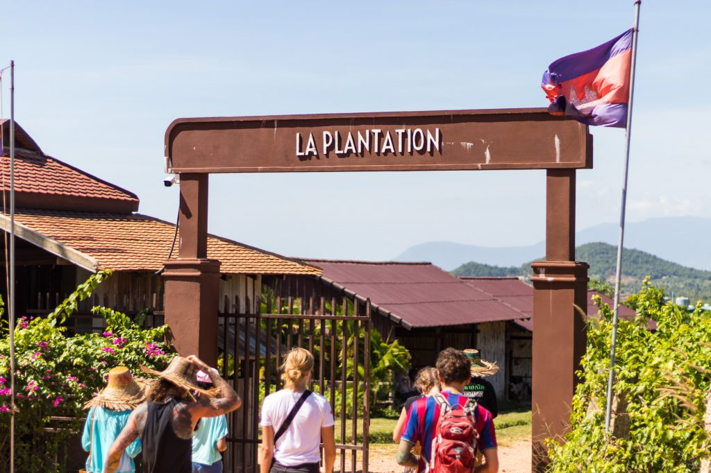 La Plantation en Camboya