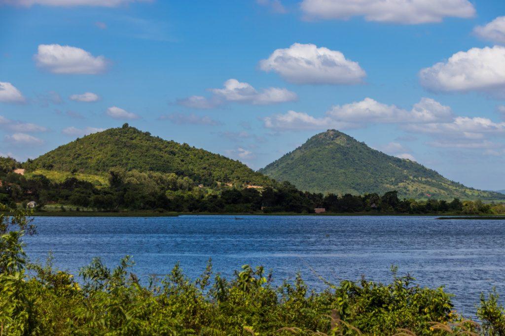 Secret Lake en Camboya