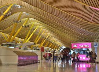 Terminal 4 de Madrid-Barajas