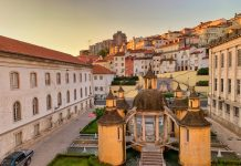 Laberinto de Coimbra