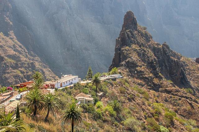 Masca en Tenerife