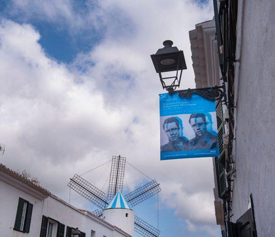 Albert Camus y Menorca