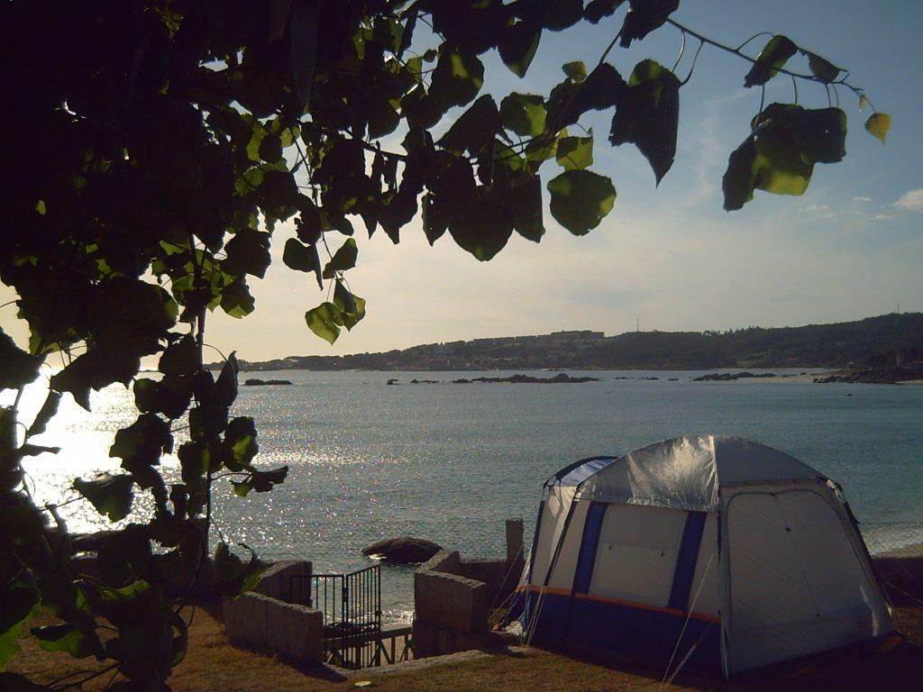 Camping Muñeira