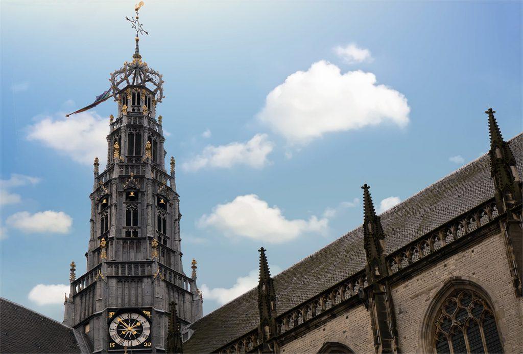 Torre iglesia de Haarlem