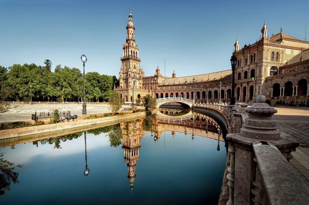 Donde aparcar en Sevilla
