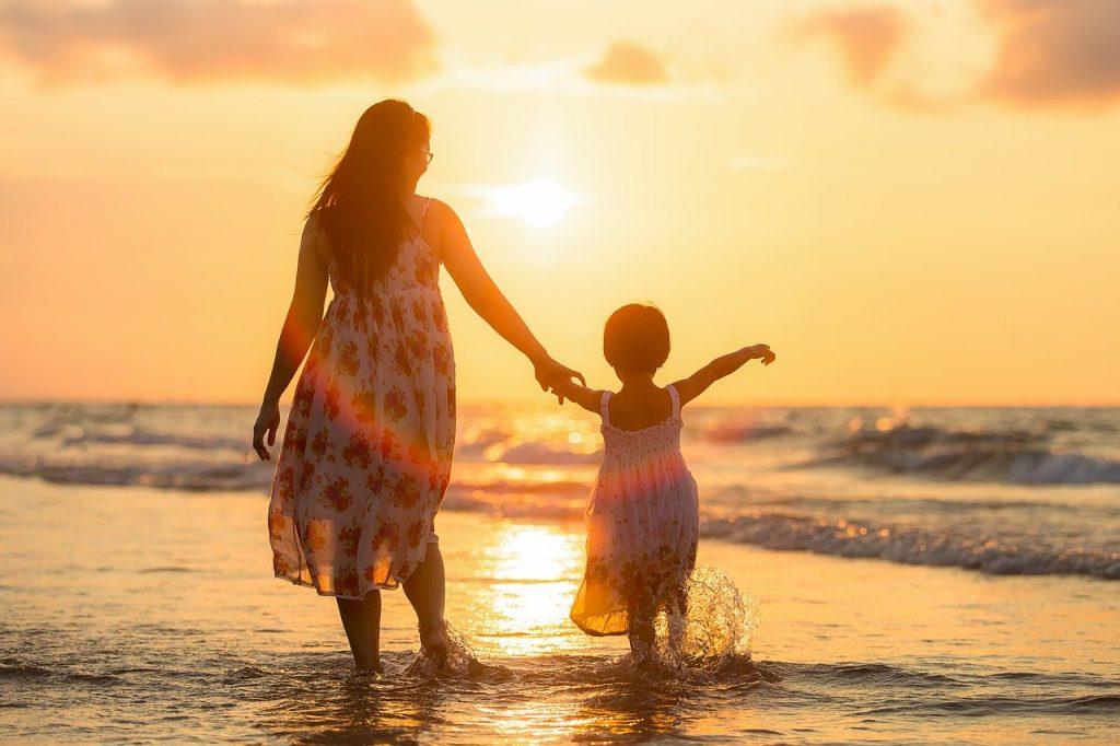 Playas de Torremolinos con niños