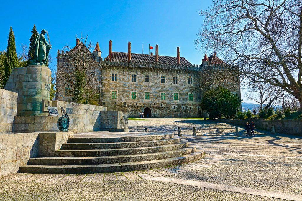 Palacio de los Duqes de Braganza