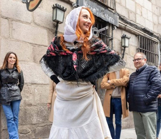 Paseos galdosianos Madrid